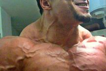 Freaks / Massive muscle freaks.  Guys that I aspire to be like one day