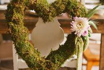 Hearts / Wedding accessories