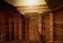 Ancient Egyptian Magic & Mystery / Inspiring, enhanced and dreamy images that evoke a sense of the magic & mystery of ancient Egypt. Contemplate and awaken your own inner visions.