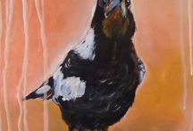 Magpies / Magpies and Crows