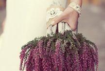 WEDDING PALLETTE  | Heather Hues