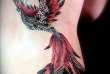 Τατουάζ Φοίνικας
