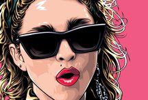 Madonna arte