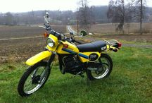 Suzuki endurocross