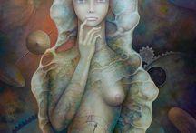 Michel Ogier peintures