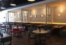 Wildwood Restaurant (Camberley) / Decorating by PA Schofield Ltd
