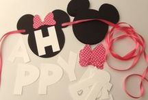 banner letters birthday