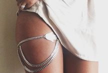 Jewelry / Body chains, ear cuffs and other interesting bits of jewelry