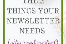 Business of Blogging