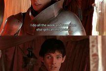 Oh Merlin...