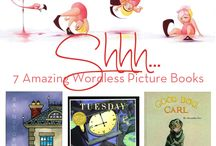 Kindergarten Wordless Books