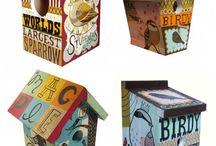 Birds & Their Houses