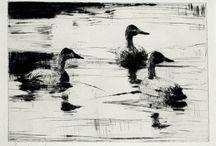 Frank Benson Prints