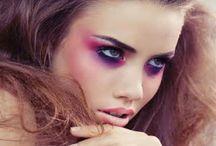 catwalk make up