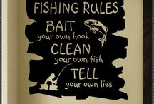 Hunting and Fishing Decor