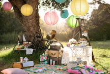 Party Ideas / by Debra Livingston