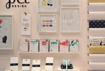 National Stationery Show / Collection of inspiration for our booth at NSS 2014