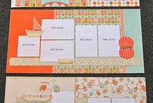 Scrapbooking Layouts / by Crystal Davis