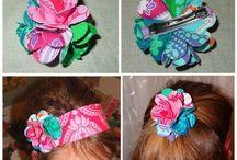 hair bows/headbands / by Allie Jurkowski Krass