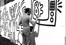 Keith HARING POP ART NÉO EXPRESSIONISME