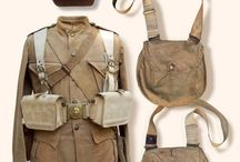 Victorian uniforms