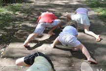 animal kids yoga