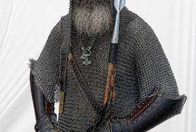 Vikingek/Teljes felszerelések