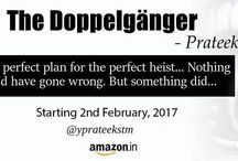 THE DOPPELGANGER BY PRATEEK YADAV