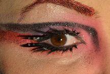 rockstar makeup / by Katrina White