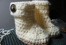 Crochet Slippers & Booties / by Kandice Hernandez