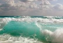 Oceans and Beach