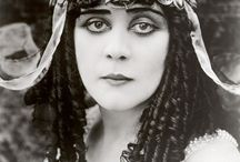 1912 Make Up, Fashion, Beauty / Make Up exemples, hairstyle, fashion and Beauty from 1912's