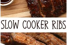 Ribs (Slow Cooker)