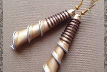 orecchini cialde