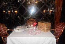 FELIZ ANIVERSARIO / Los ingredientes principales de un aniversario son: sencillez, una pizca de detalles y sobre todo amor...