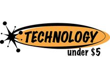 Technology Gift Items under $5