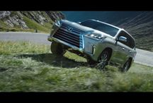 """Lexus LX and LS Commercial: """"Different Routes"""""""