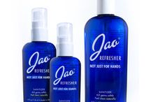Jao Hand Refresher / Jao Refresher - The Not Just for Hands Sanitizer