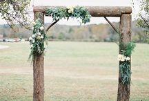 Bryllupsdekor