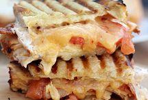recipes: sandwiches/panini