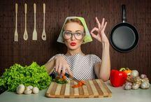 Kuchenne zmagania - czyli gotowanie / Apetyczne inspiracje na wyciągnięcie ręki