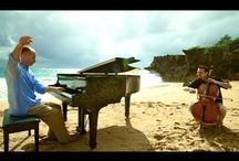 ♫ Piano Guys ♫ / Amazing Videos from the talented Piano Guys