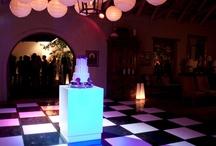 Wedding Dance Floor Inspirations