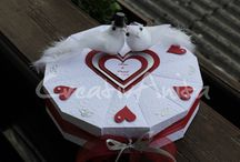 Geschenke zur Hochzeit / Individuell handgearbeitete Geschenke zur Hochzeit - Ideales Geldgeschenk - #hochzeit #wedding #geschenk #creativanita
