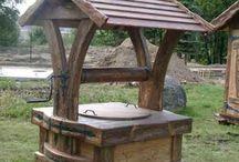 Dřevo - konstrukce