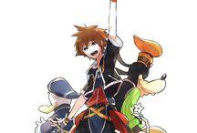 Kingdom Hearts *-*