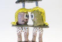 ceramic animal
