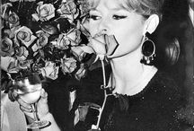 1960, BB,  розы
