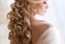 Weddings Hair and Beauty / Pins here are some great ideas for hair and beauty for your big day. Some traditional, some alternative… go with what you're comfortable with!