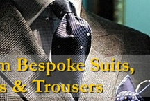 Bespoke NEWS from NELSON WADE. / by NELSON WADE